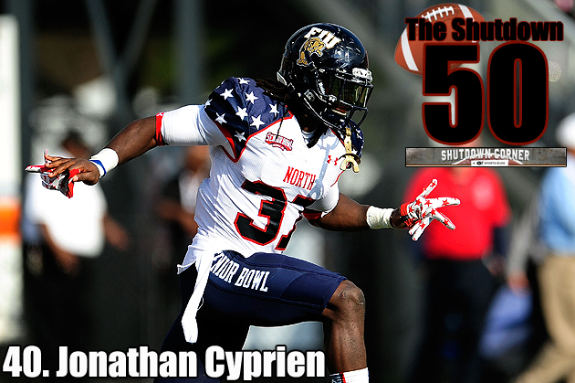 The Shutdown 50: Florida International SS Jonathan Cyprien