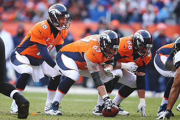 Broncos lose center Dan Koppen to torn ACL