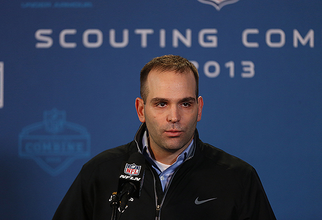 Jaguars GM David Caldwell begins making changes to the front of…