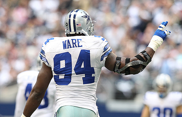 DeMarcus Ware says it's 'put up or shut up' time for Tony Romo