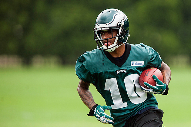 Eagles WR DeSean Jackson is not courting Jay-Z right now, is 'a…