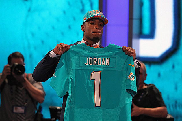 Dolphins first-round pick Dion Jordan expects to be signed befo…