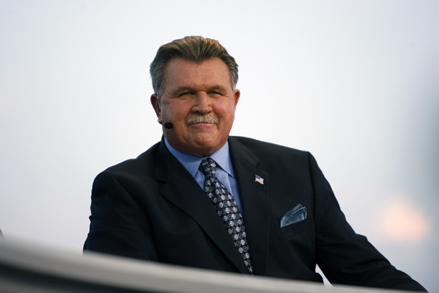 Mike Ditka suffers minor stroke; says it's 'no big deal'
