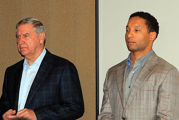 Sports Briefing | Pro Football: Bills Promote Doug Whaley to Ge…