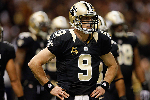 Drew Brees can help clean up Saints' salary cap mess in 2013
