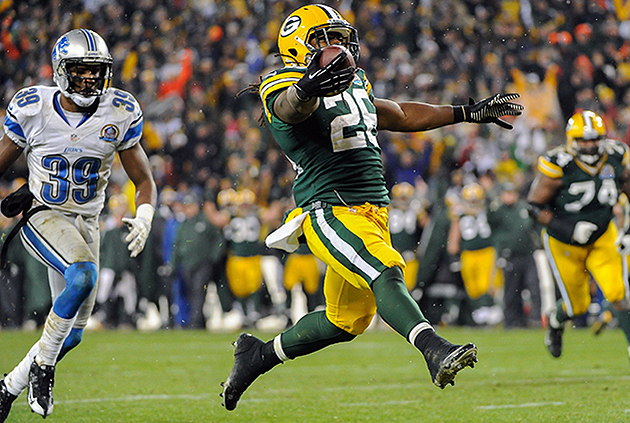 Packers overcome 14-point deficit to beat the Lions, 27-20