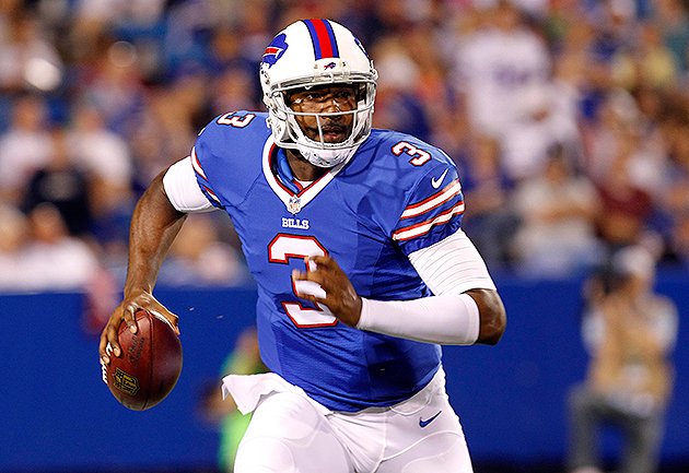 Bills quarterback E.J. Manuel to miss the remainder of the pres…