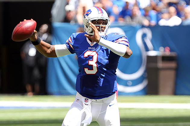 E.J. Manuel continues to push for Bills' starting quarterback j…