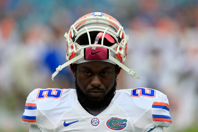 Baltimore Ravens select Florida S Matt Elam with the 32nd overa…