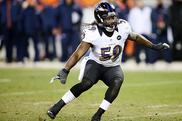No surprises on inactive lists for Ravens, Patriots