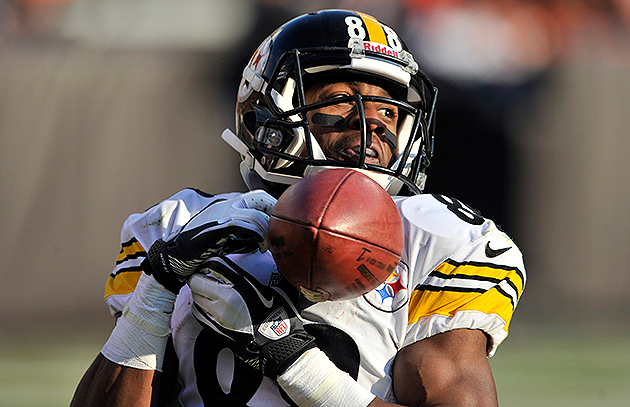 Steelers match Patriots' offer on wide receiver Emmanuel Sander…