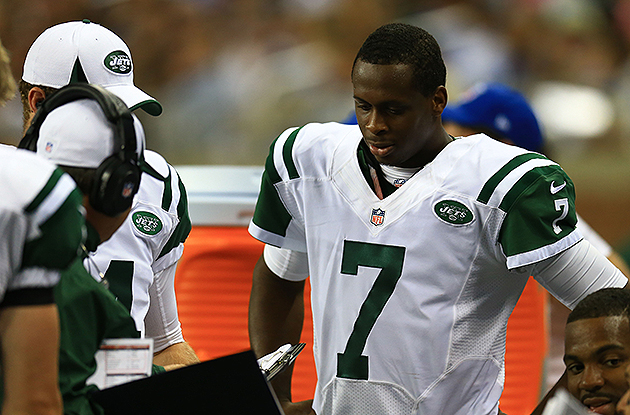 Jets QB Geno Smith to miss preseason game against the Jaguars d…