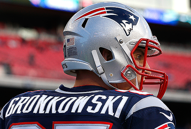Report: Patriots TE Rob Gronkowski may need back surgery