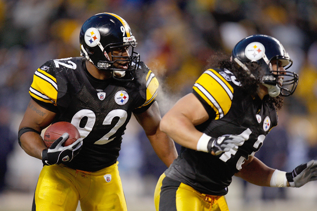 James Harrison, Troy Polamalu and Hakeem Nicks headline the NFL…