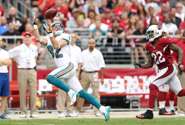 Dolphins teammates think Brian Hartline is underrated because h…