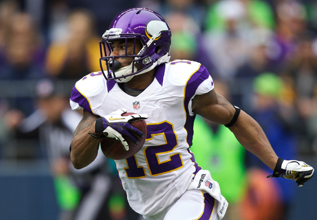 Vikings agree to trade WR Percy Harvin to Seahawks for draft pi…