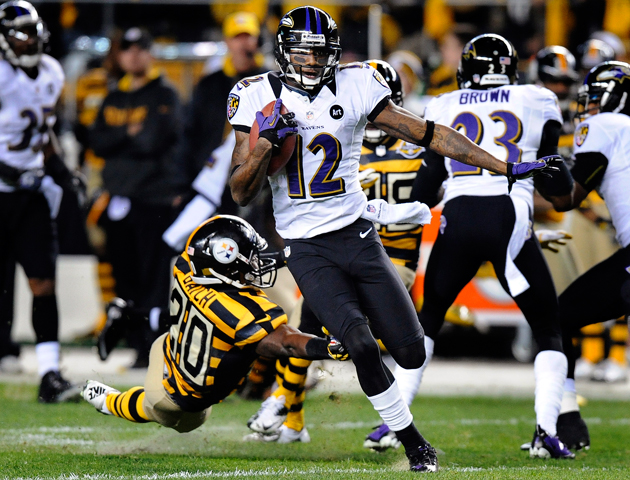 Ravens use defense, special teams to defeat the Steelers and ta…