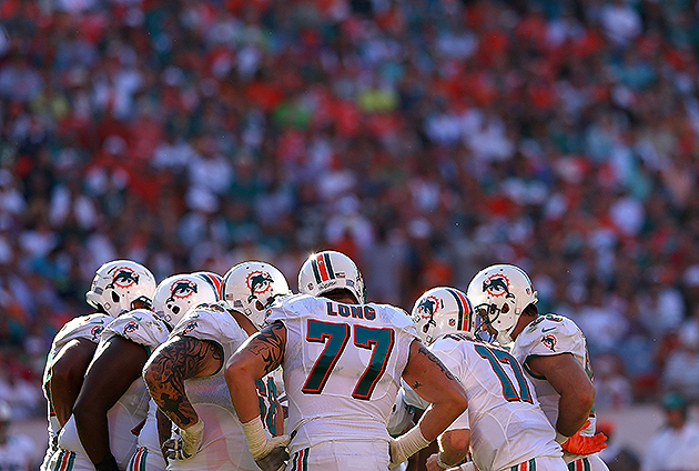 Dolphins fear Jake Long out for season