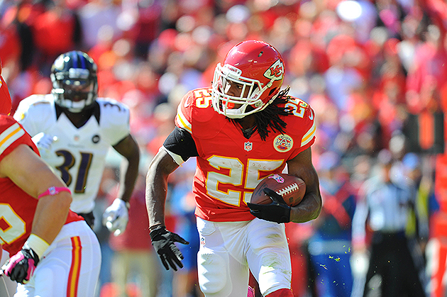 Kansas City Chiefs salary cap outlook: Jamaal Charles is a barg…