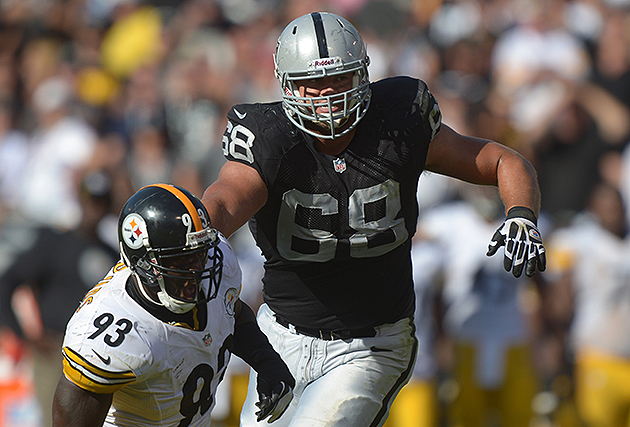 Raiders left tackle Jared Veldheer headed to injured reserve wi…