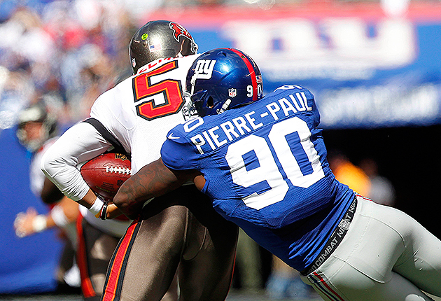 Giants defensive end Jason Pierre-Paul undergoes back surgery, …