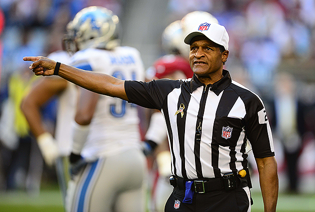 NFL Referees Association congratulates officials selected for S…