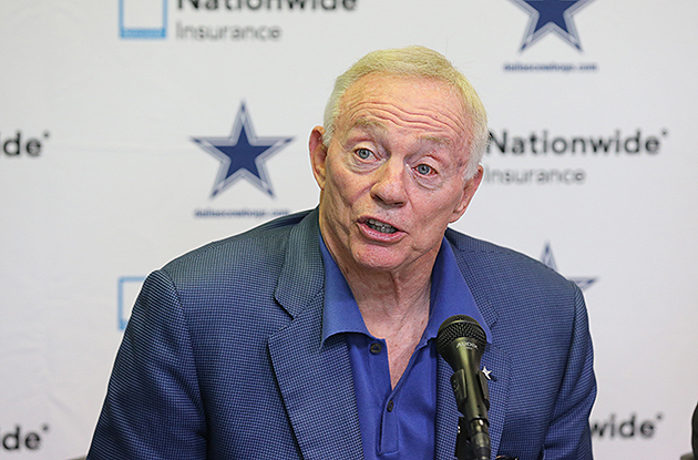Jerry Jones says two NFL teams could move to Los Angeles