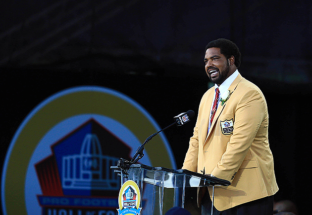 Jonathan Ogden advocates for Art Modell's induction into Pro Fo…