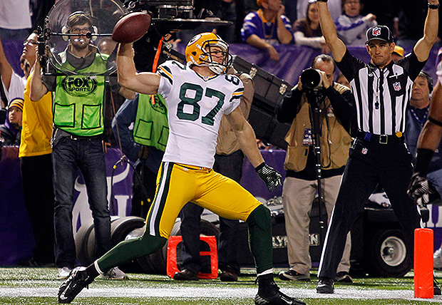Jordy Nelson, Justin Smith headline initial divisional playoffs…