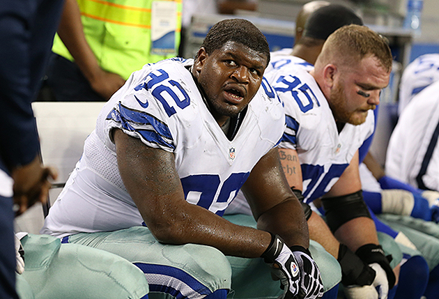 Josh Brent will not be permitted on the Cowboys' sidelines for …