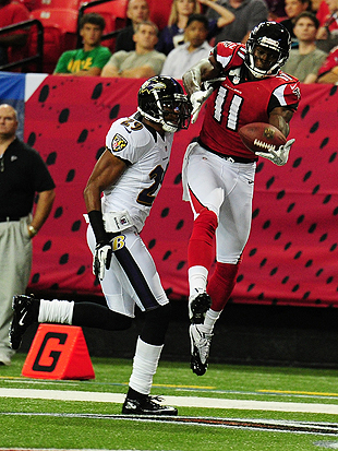 "Greg Jennings, Julio Jones headline Week 12""²s initial practice…"