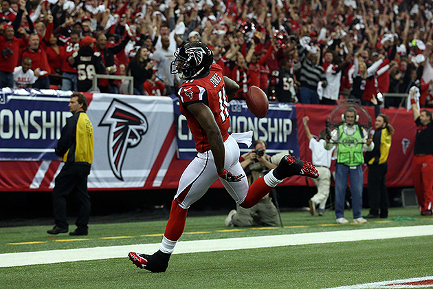 Falcons off to quick start with 46-yard touchdown pass from Mat…