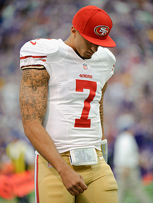 Colin Kaepernick's parents justifiably annoyed by hack article …