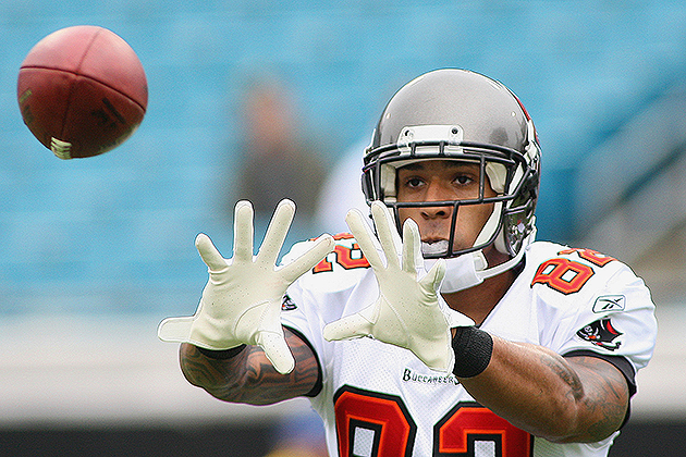 "Kellen Winslow: ""My goal is always to catch 100 balls"""