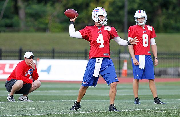 Bills to start Kevin Kolb in second preseason game
