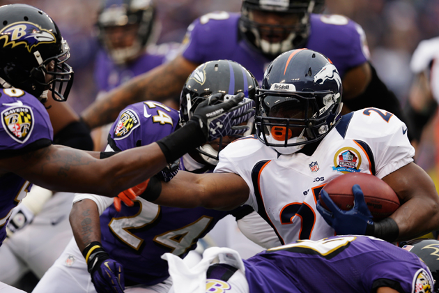 Saturday divisional games: Ravens hope to give Broncos a differ…