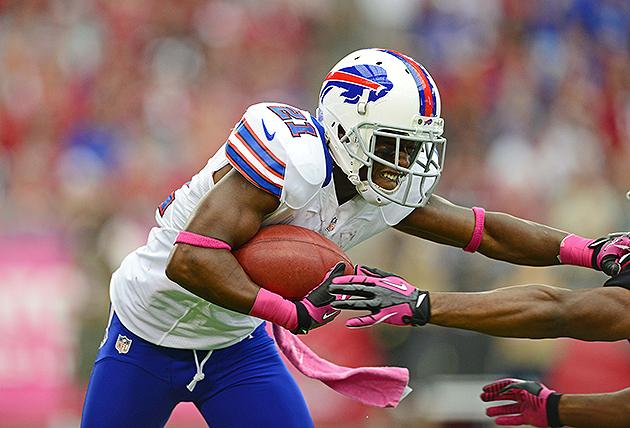 Bills reach four-year deal with cornerback Leodis McKelvin