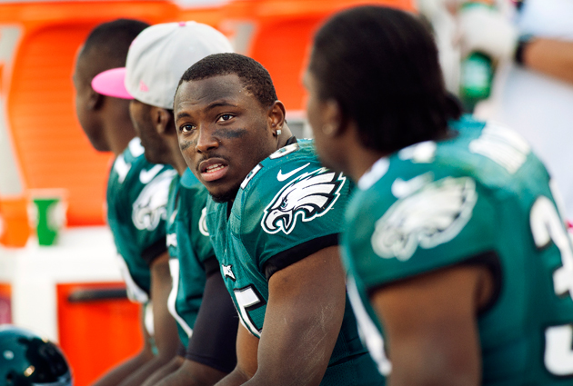 Michael Vick, LeSean McCoy headline Eagles, Panthers inactive l…