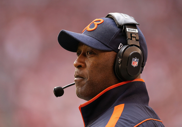 Lovie Smith has been fired as Chicago Bears head coach