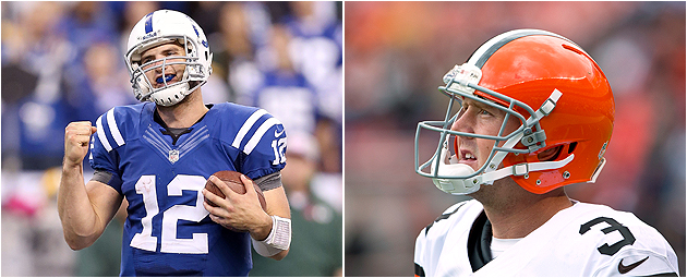 Week 6 Picks: Browns and Colts could provide upset alerts
