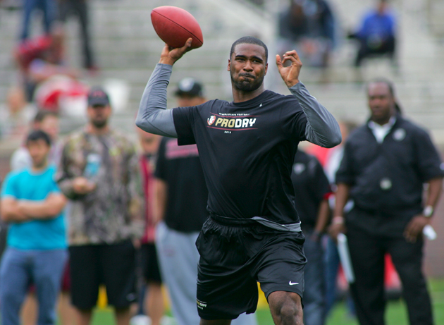 Happy Birthday: E.J. Manuel excels at Florida State's pro day, …