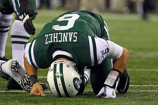 Report: Jets will consider releasing Mark Sanchez