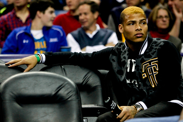 From the combine: Tyrann Mathieu tries to get the NFL to see a …