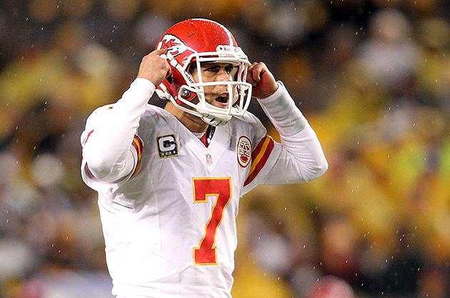 Kansas City Chiefs release Matt Cassel