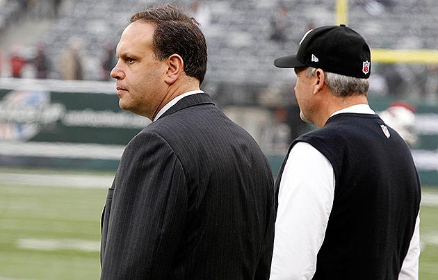 Former Jets GM Mike Tannenbaum to represent coaches, front offi…