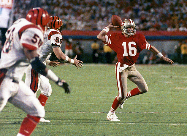 The Shutdown Corner Interview: Joe Montana