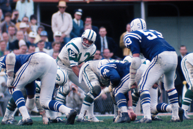 Joe Namath's Wild-Card Picks: Texans, Ravens, Seahawks, Packers…