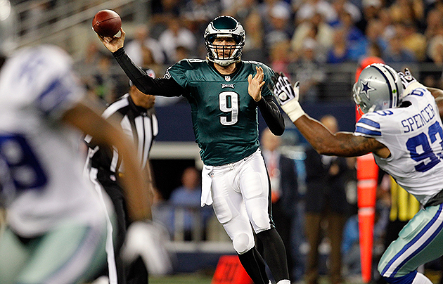 Vick's Philly career ends with a whimper