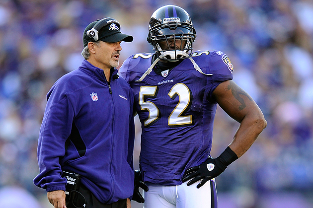 With injuries to Ray Lewis and Lardarius Webb, Baltimore's shak…