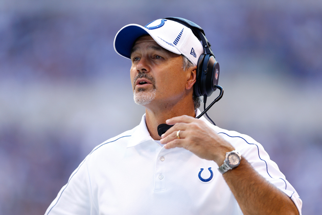 Colts head coach Chuck Pagano diagnosed with leukemia, out for …